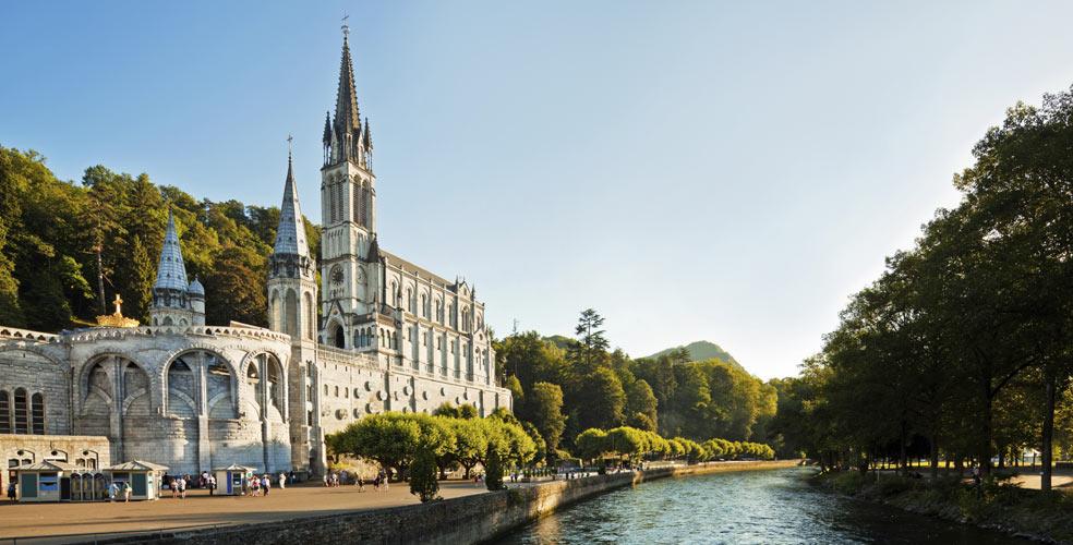 Hotel Roissy Lourdes France Near From Sanctuary 0