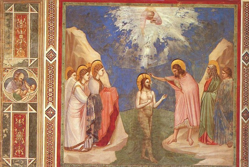 800px-Giotto_-_Scrovegni_-_-23-_-_Baptism_of_Christ